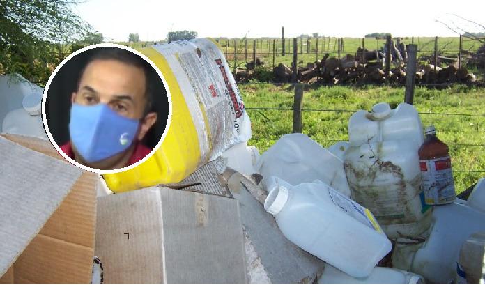 Recuperación de envases fitosanitarios ¿Qué pasa en Giles?